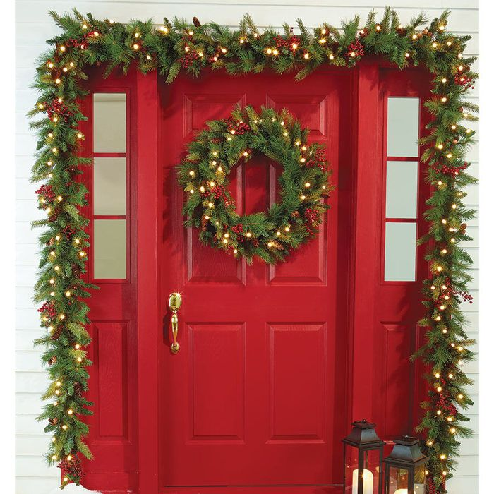 42+ Battery operated christmas wreaths with timer information