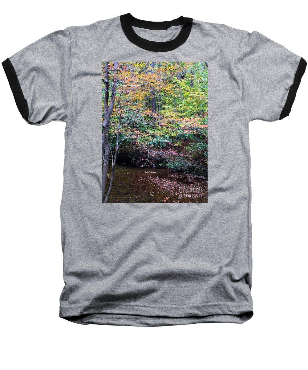 Baseball T-Shirt - Dream Woods In Georgia