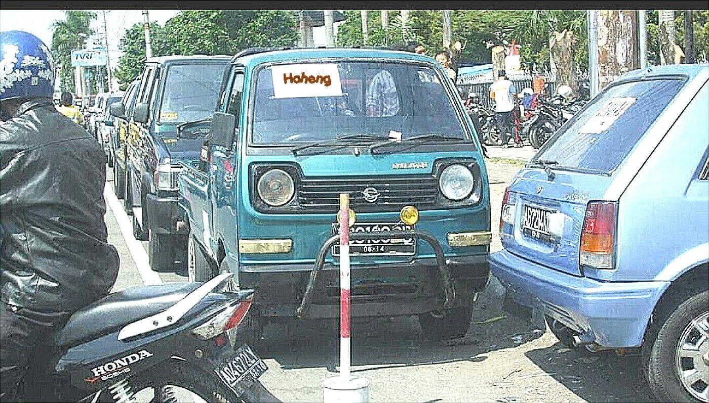 Daihatsu S38p Pick Up Daihatsu Indonesia