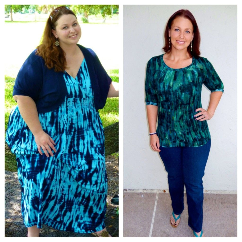 Refirm weight loss before and after