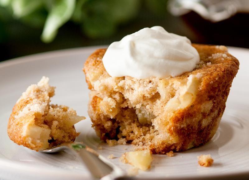 Cinnamon sugar muffins pumpkin dump cake recipe