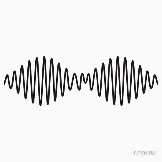 Arctic Monkeys Logo Alex Turner