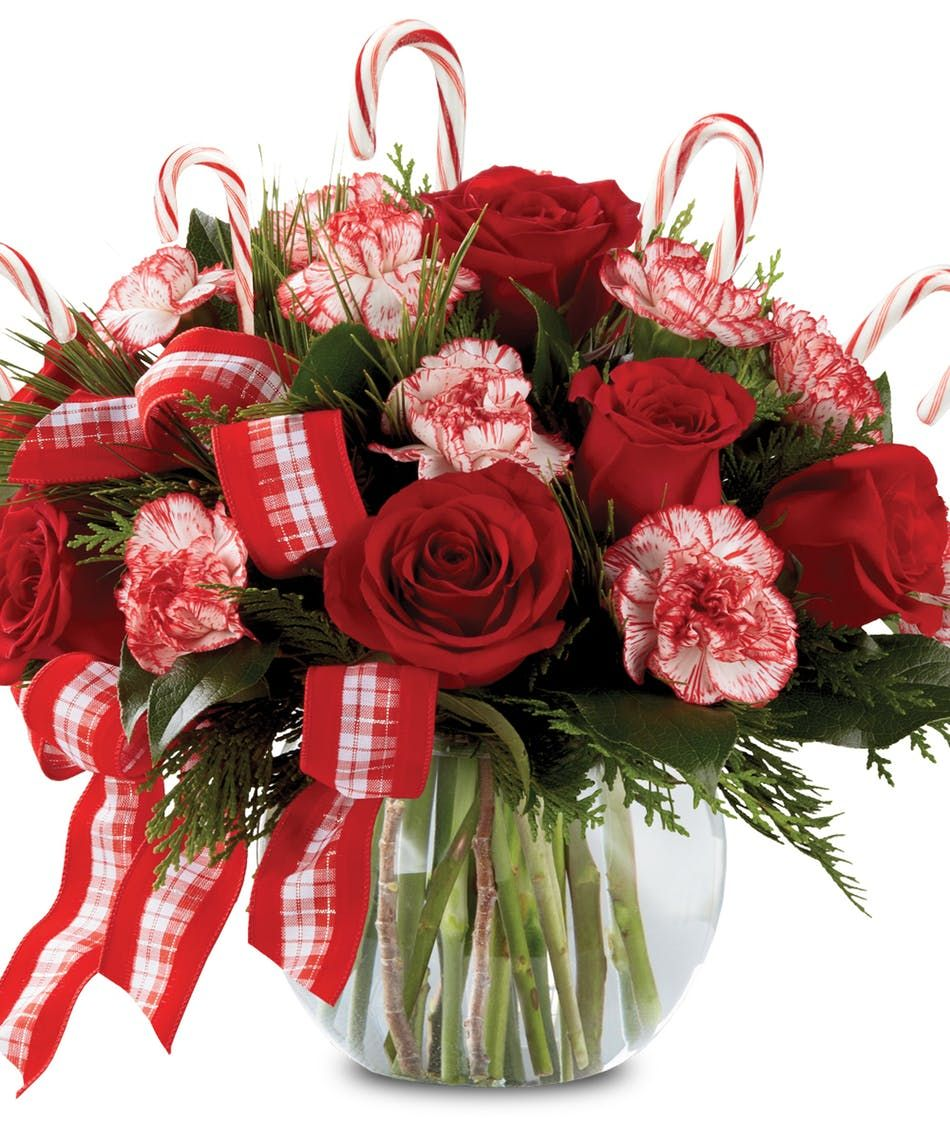 Holiday Bowl Festive Bouquet Pugh S Flowers Local