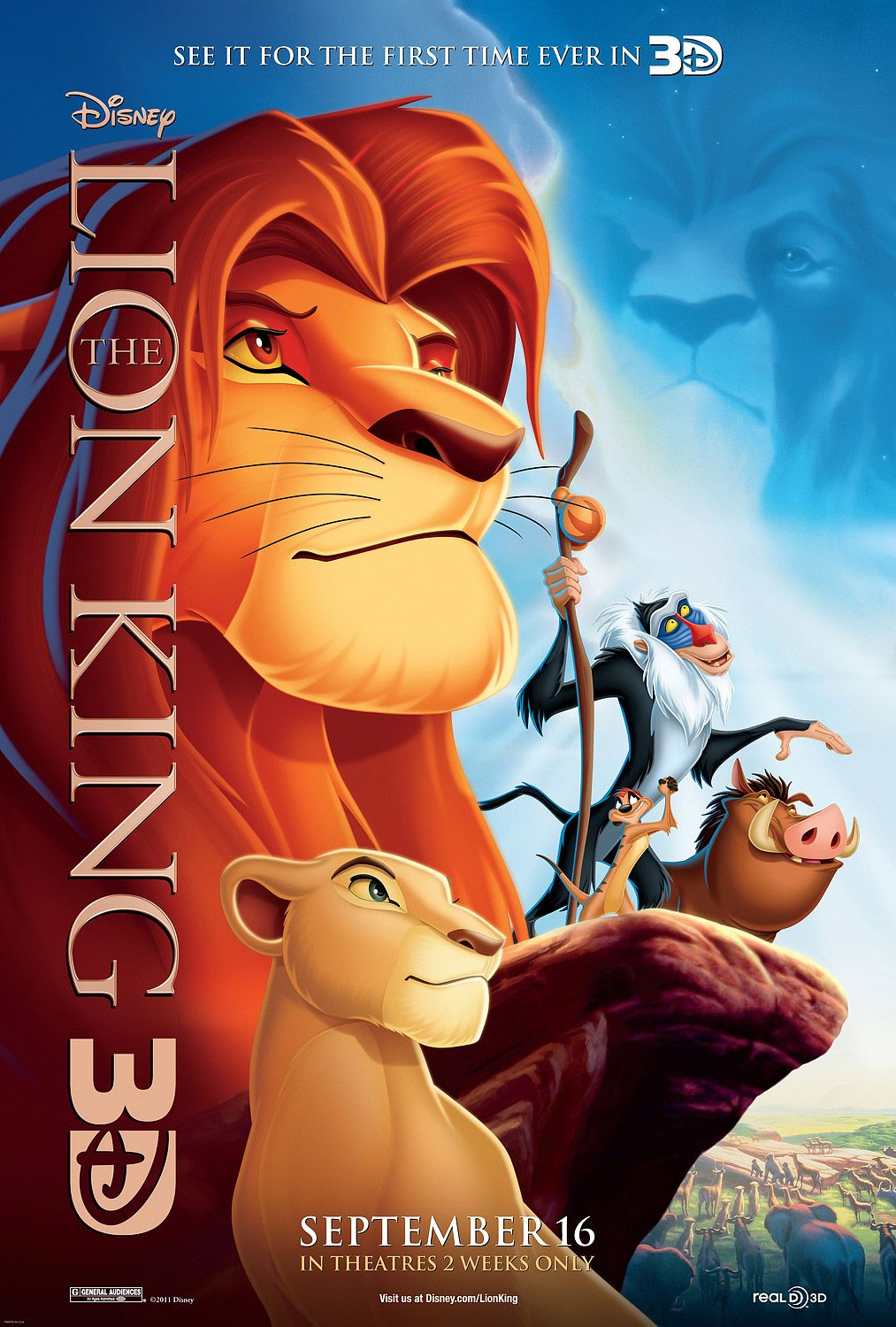 The Lion King 3 D Movie And Movie Tv