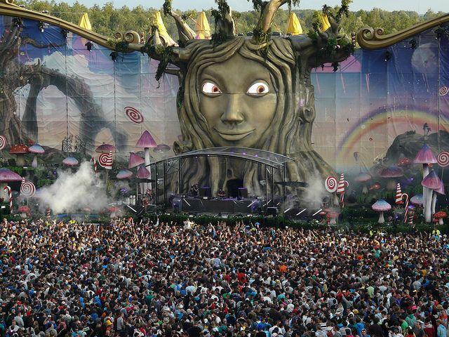 Los mejores #festivales musicales de #Europa #Tomorrowland