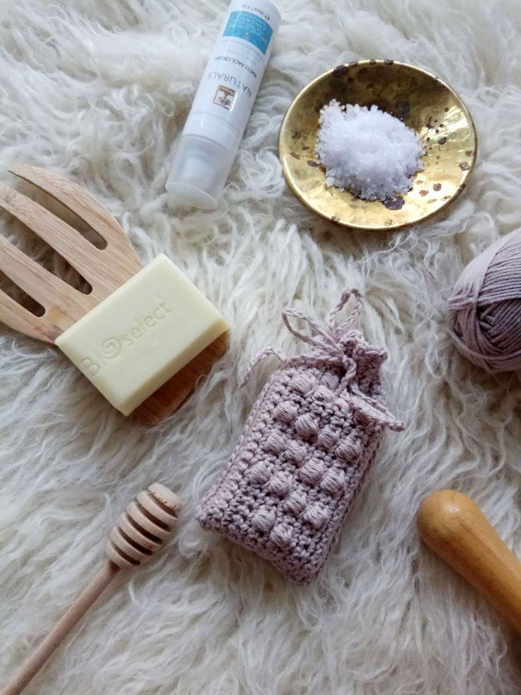 Soap saver crochet pattern | Soap saver, Soap bag, Crochet ...