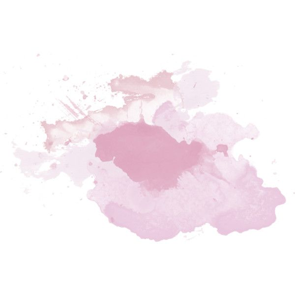 Pink Watercolor Drops Liked On Polyvore Featuring Splashes