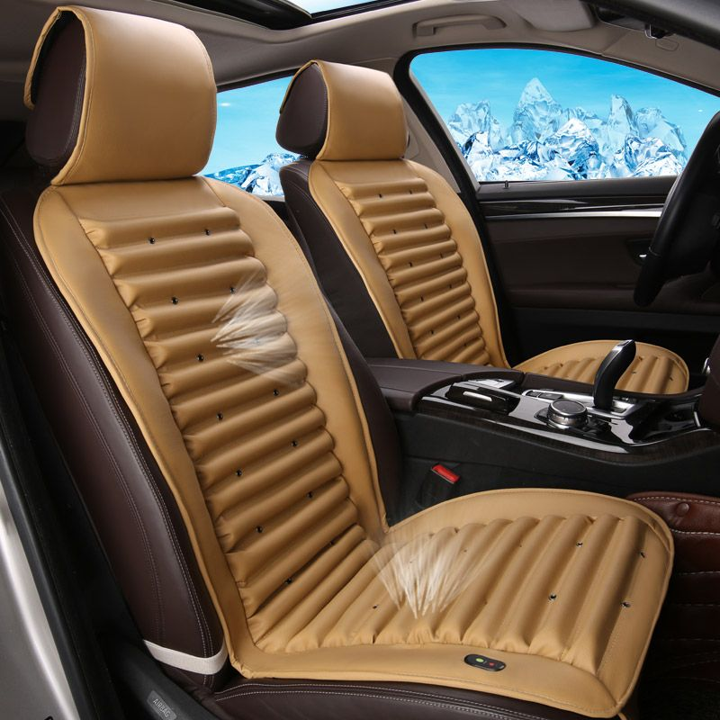 Elextric Cooling Car Seat Cover Leather Mats For Peugeot 4007 4008 405 406 407 408 Peugeot 5008 508 607 807 Rcz Au Best Car Seat Covers Car Seats Carseat Cover