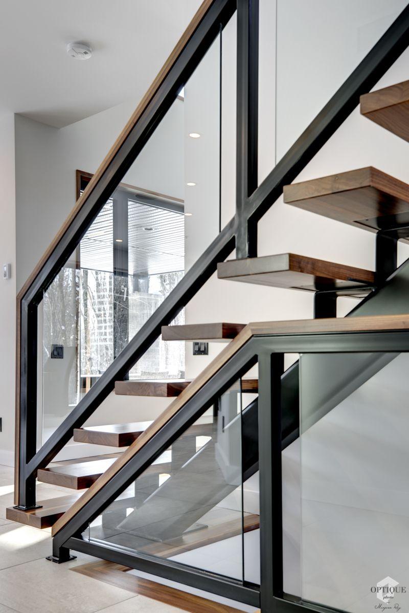Voici nos réalisations en mati¨re d escaliers d intérieur en bois fer forgé