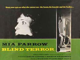 BLACK HOLE REVIEWS: BLIND TERROR (1971) - Mia Farrow can