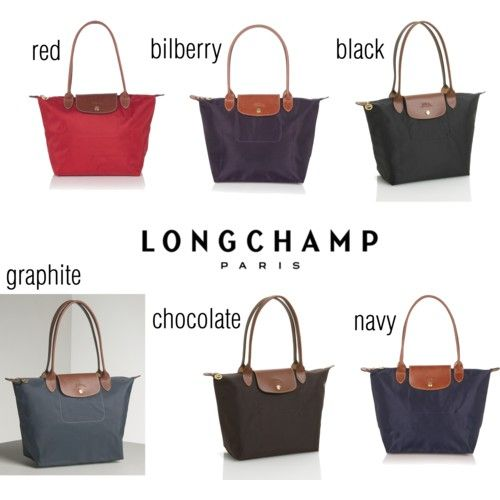 What color Longchamp bag to buy?