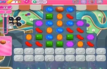 candy crush level 22