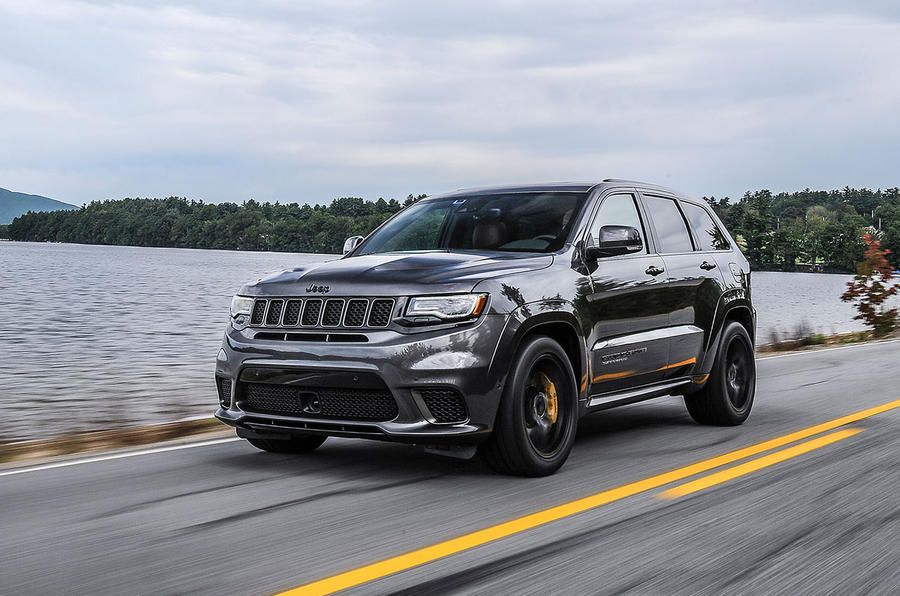 Jeep Grand Cherokee Trackhawk Jeep Grand Cherokee Jeep Srt8