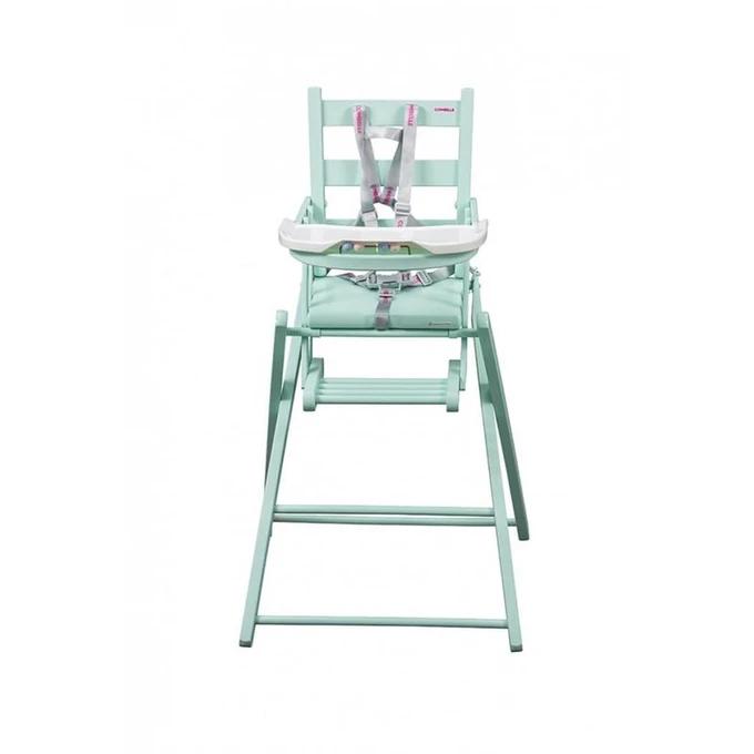 Chaise Haute Pliante Sarah Laque Combelle La Redoute En 2020 Chaise Haute Chaise Haute Pliante Chaise Haute Bebe