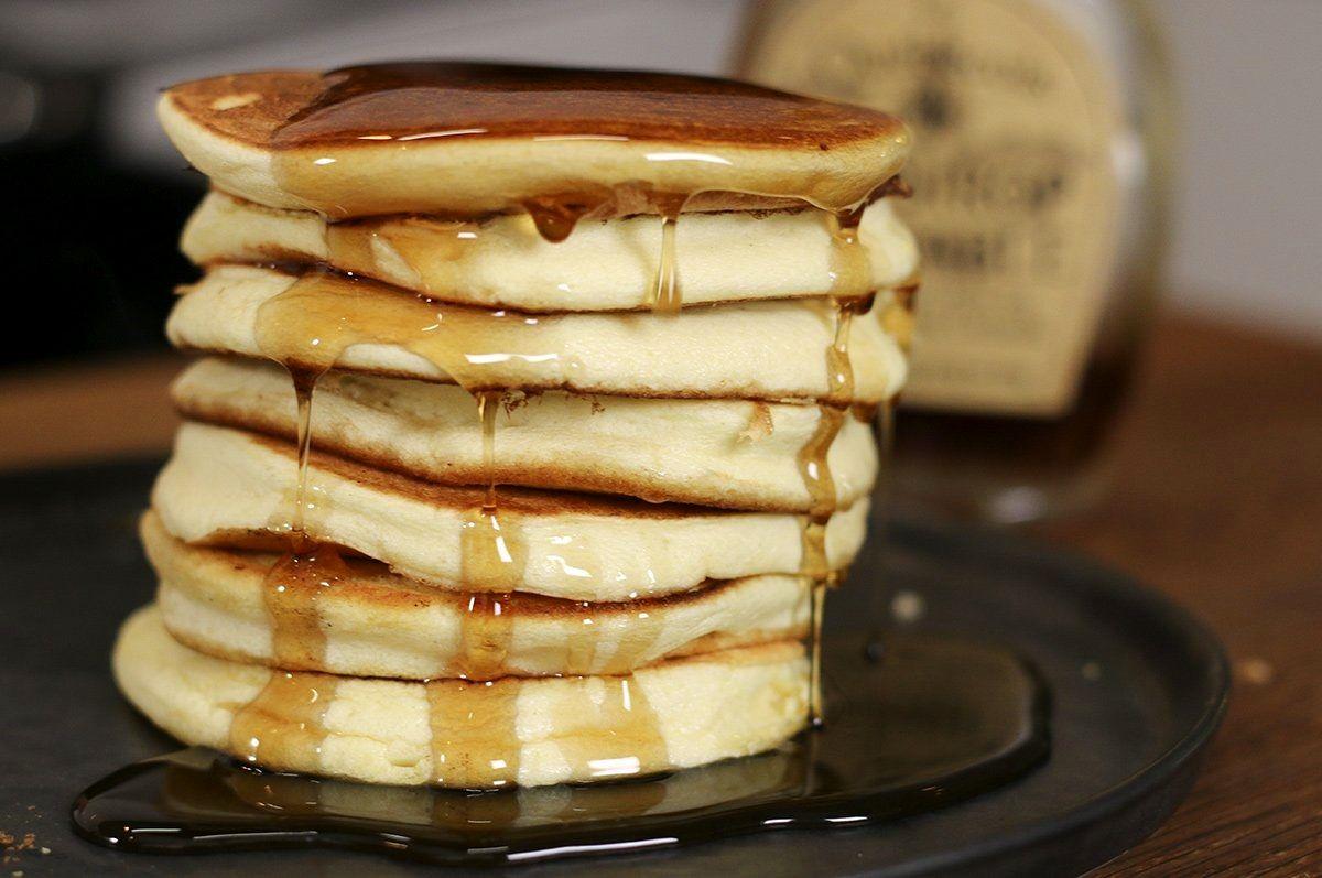 Recette Pancakes Tr S Moelleux Facile Et Rapide Recette De ...