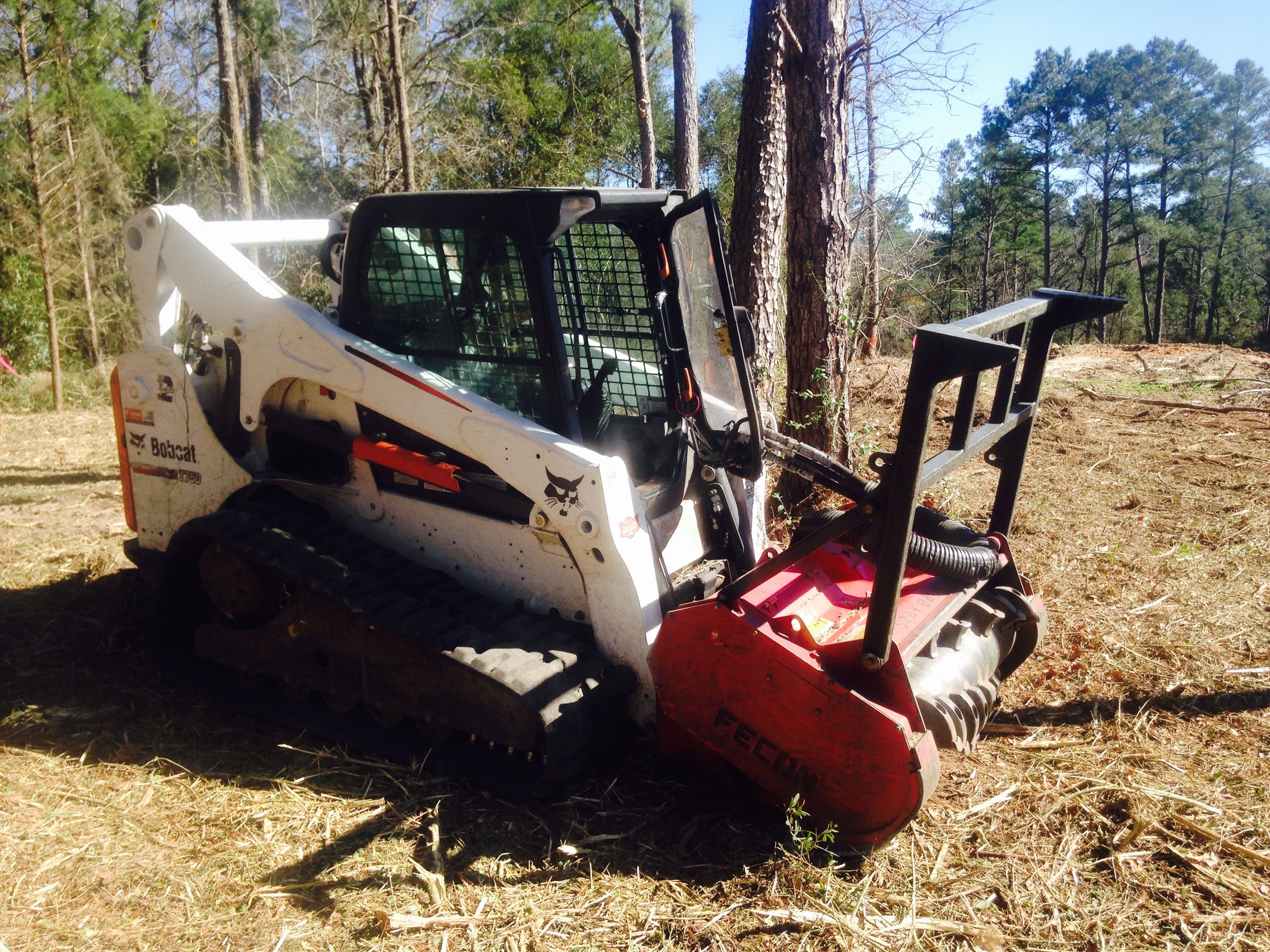 Extreme Under Brushing Llc Forestry Mulching Brush