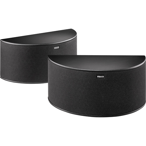Klipsch Icon Dual 4 2Way Bookshelf Speaker Pair KS 14