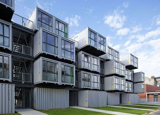 Cité A Docks: 100 Cool Dorm Rooms Made From Shipping Containers Part 64