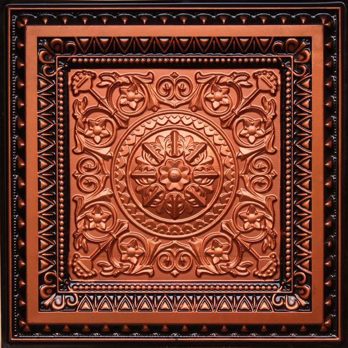 Decorative Ceiling Tiles, Inc. Store - La Scala - Faux Tin Ceiling ...