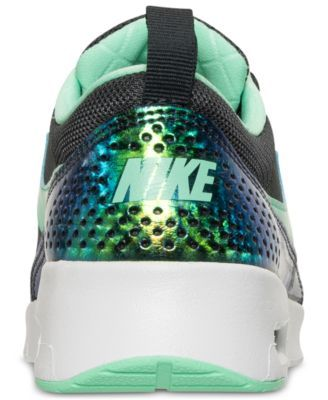 Nike Girls' Air Max Thea Se Running Sneakers from Finish Line - Black 5.5