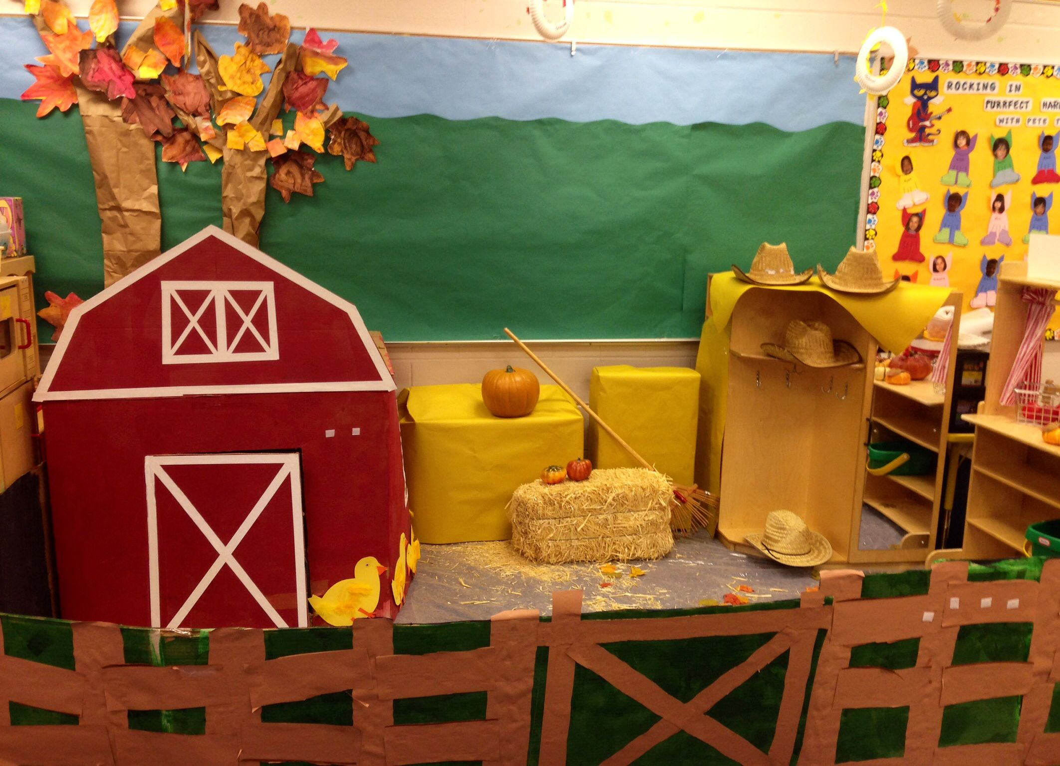 Dramatic Play Farm