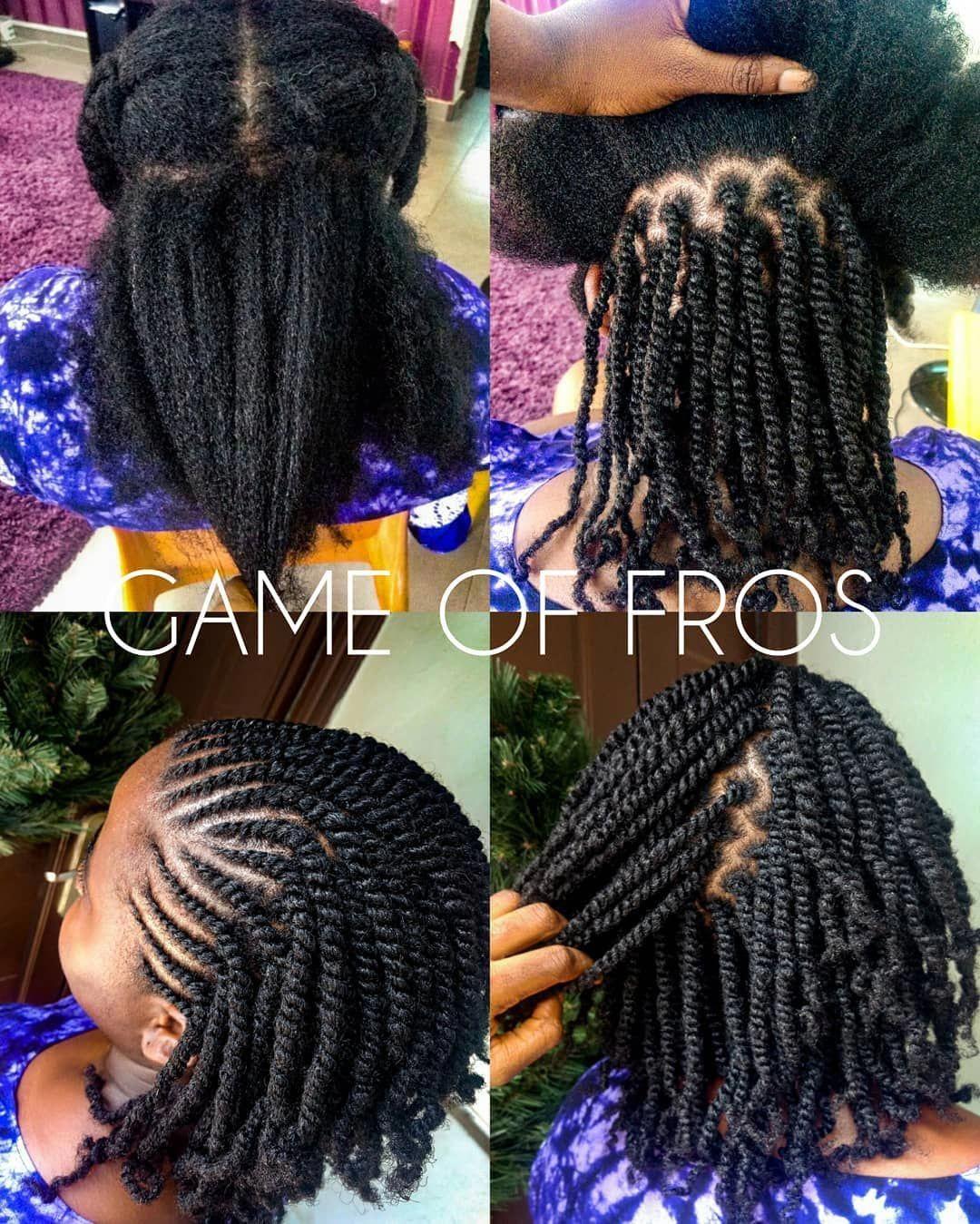 85 Box Braids Hairstyles for Black Women Natural hair