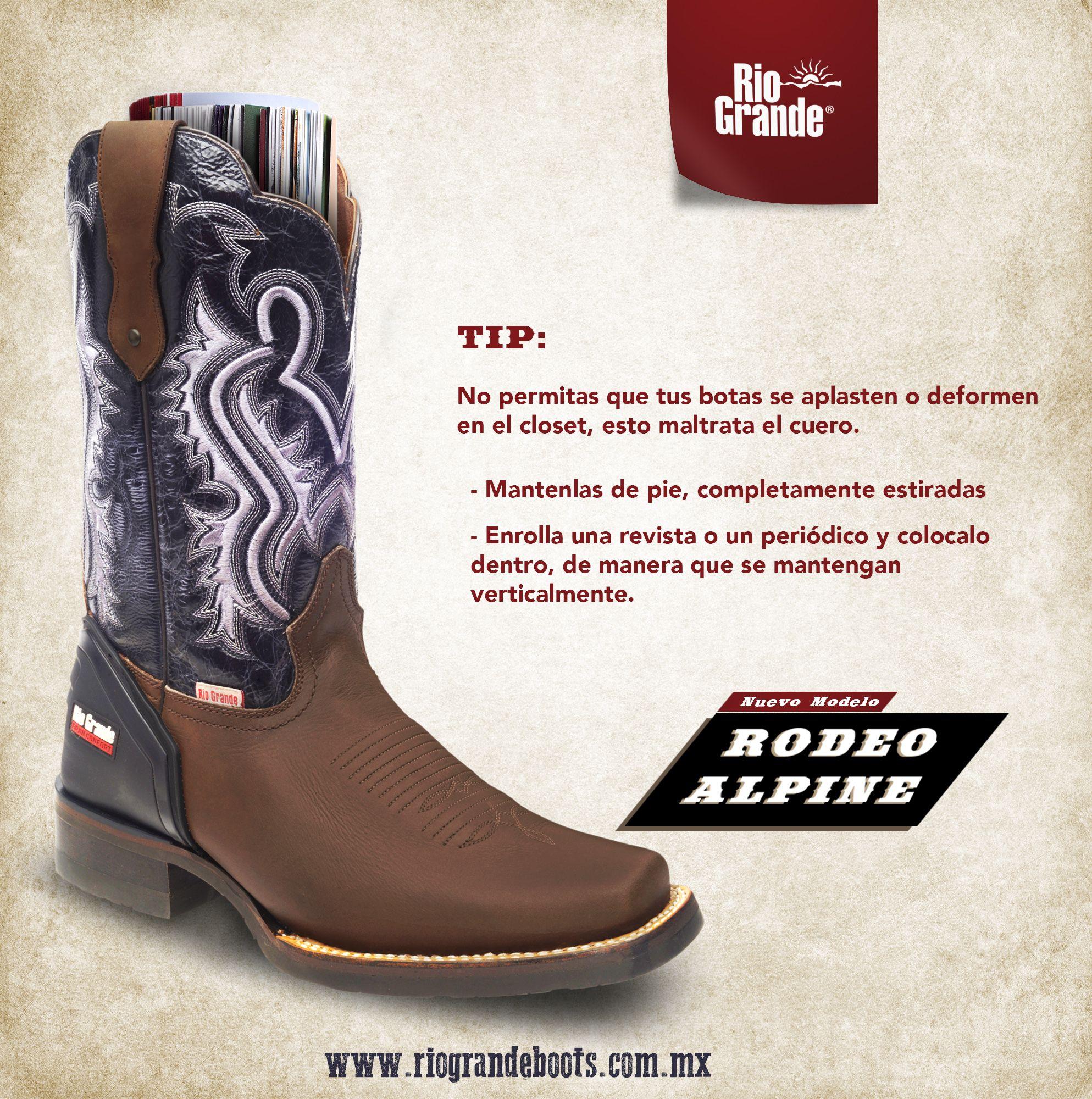 51264549 Tips de limpieza para botas de piel genuina como las de Rio Grande ...