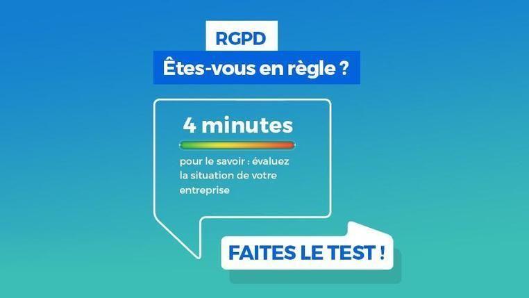 Autodiagnostic Rgpd Votre Tpe Pme Est Elle En Conformite Time To Learn Marketing Pdf Montage Video Content Marketing