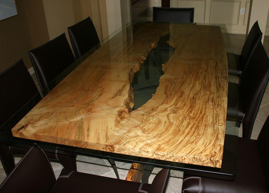 Oneness   Steel Root Furniture, Modern Wood And Metal Furniture, Slab  Furniture, Natural