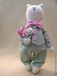Картинки по запросу кукла тильда заяц фото | Животные из ...
