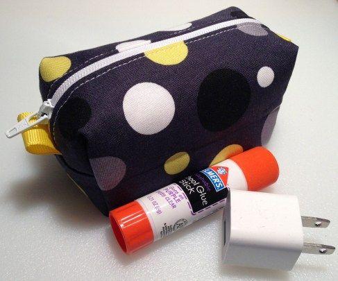 BeezyCrafts School Pouch Sewing Tutorial