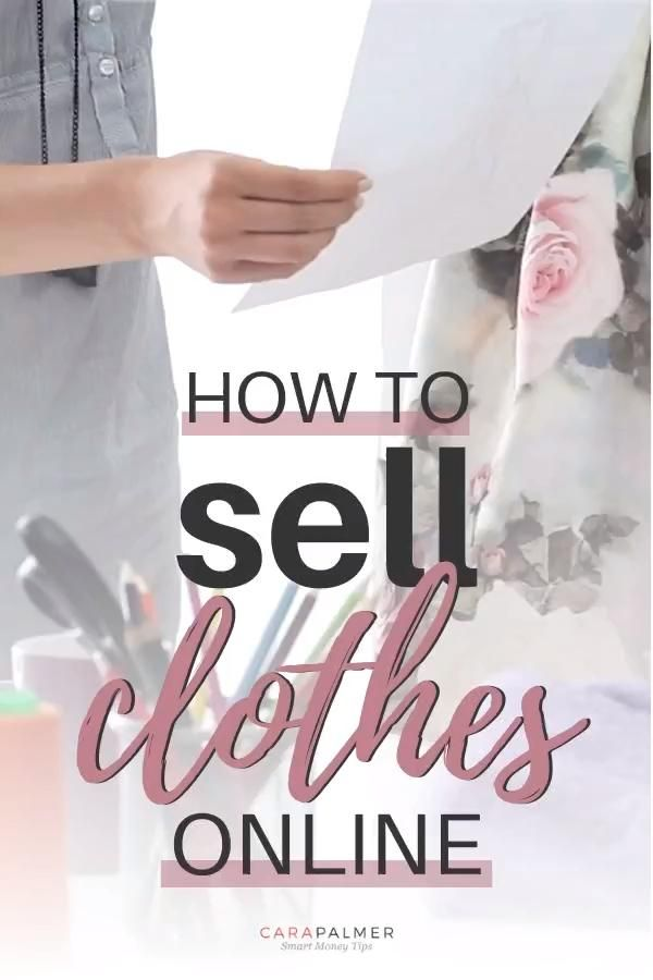 The 21 Best Places To Sell Clothes Online