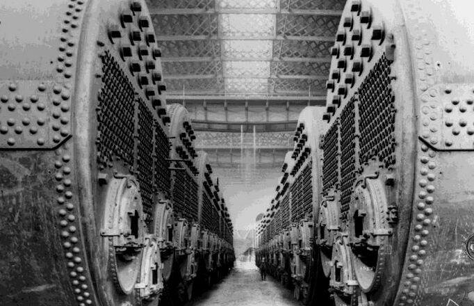 The Boilers   RMS Titanic   Titanic - 1912   Pinterest   Titanic ...