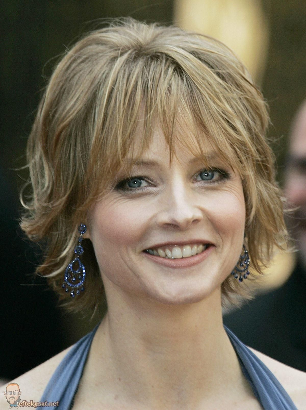 Jodie Foster Hairstyles Pinterest Jodie Foster Awesome Hair