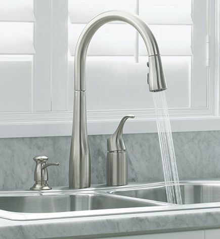 ... Kitchen Sinks And Faucets Designs Why Kitchen Faucets Splash Atticmag  Kitchen Window ...