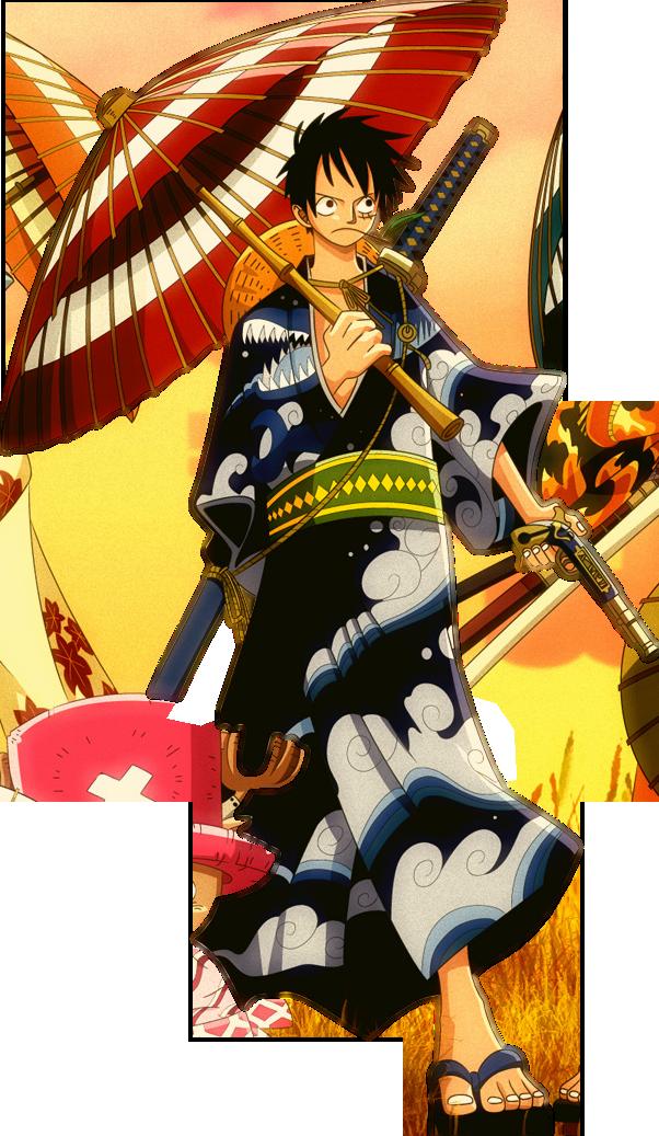 Render Luffy One Piece One Piece Animes Et Manga Png Image Sans Fond Poste Par Drak74 Telecharger Le Render Luffy Image De Fond Manga