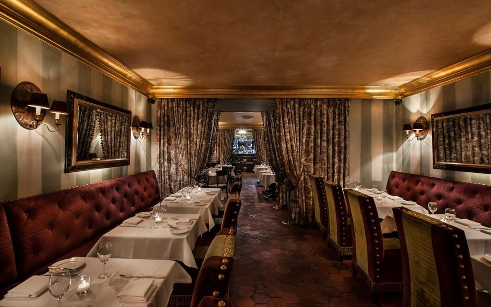 Jojo Restaurant Jean Georges Restaurants New York French Asian Fusion Has Never