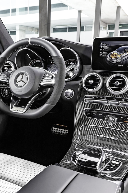 My Style — hashpe: C63 AMG Coupe (2017) Interior | © | HP | My style ...