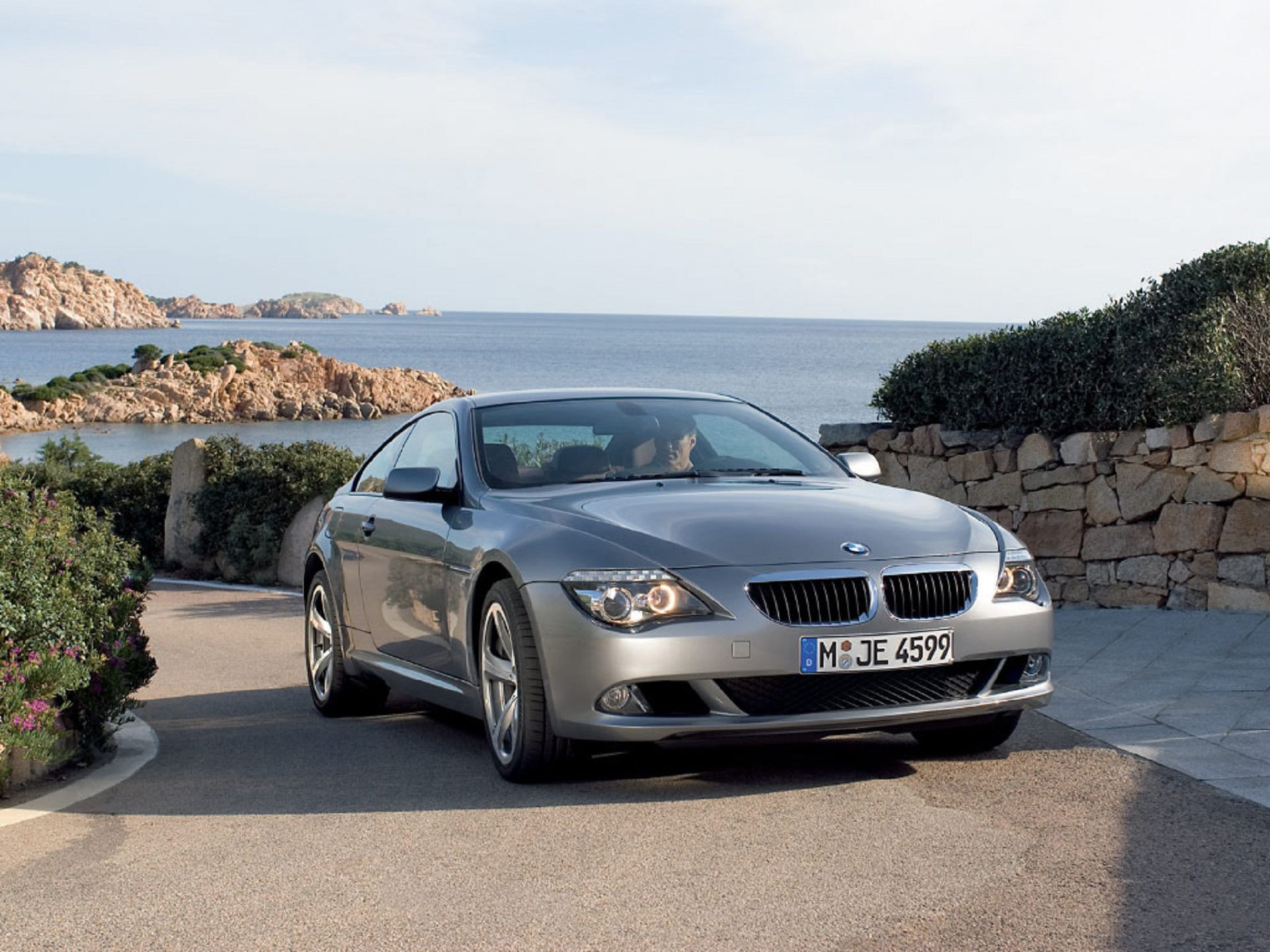 Bmw 635d 003 zilver cool cars wallpapers check out these