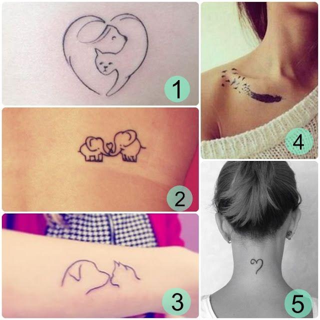 Tatuajes Para Mujeres Delicados Tatuajes Y Aritos Tatuajes