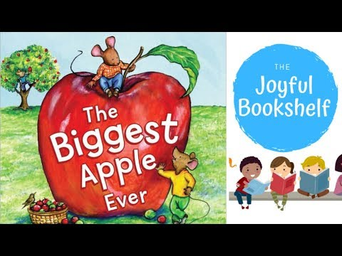 johnny appleseed read aloud