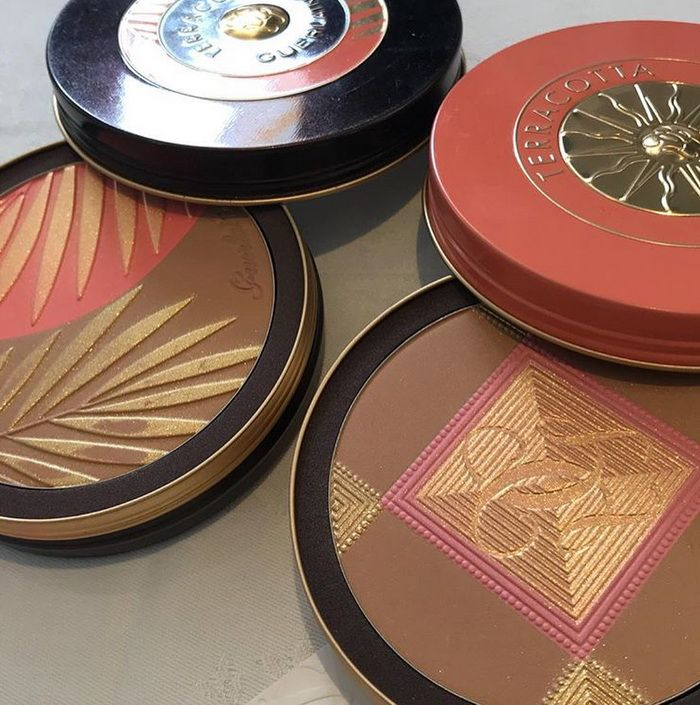 Guerlain Terracota Bronzer Spring 2018 | Make Up ...