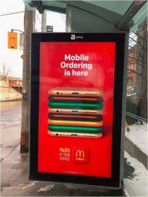 How McDonald's Breaks the OOH Rules! And Succeeds ...