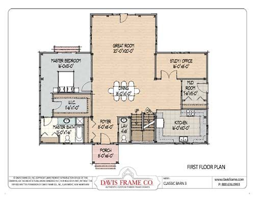 barn home 3 floor plan 1 | let's build a pole barn! | pinterest