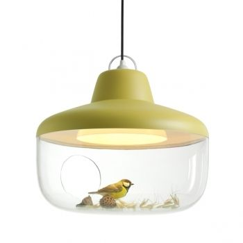 Favourite Things Pendant Lamp Design By Chen Karlsson A Pendant Lamp That Doubles As A Display Case For One S Favorite Things It Was In Mit Bildern Anhanger Lampen Lampen