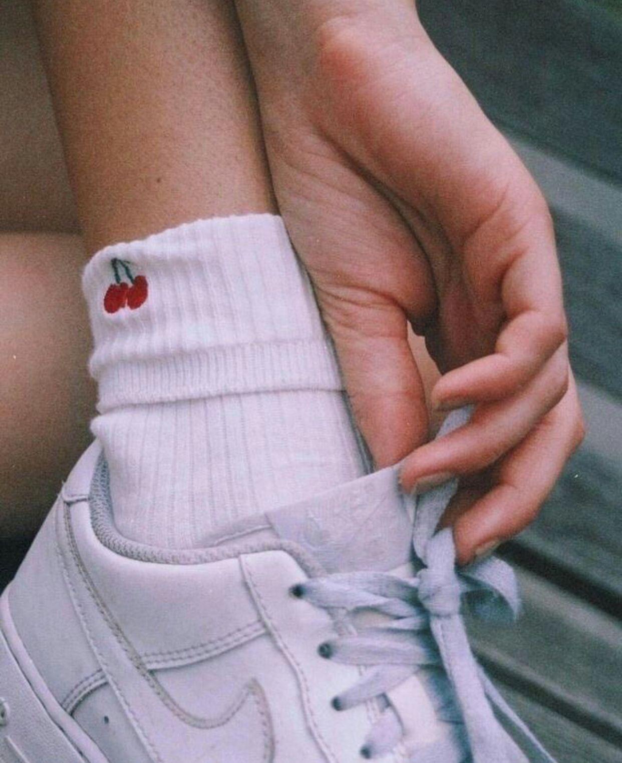 Nike Air Force 1 | footsies | Fashion shoes, Nike shoes