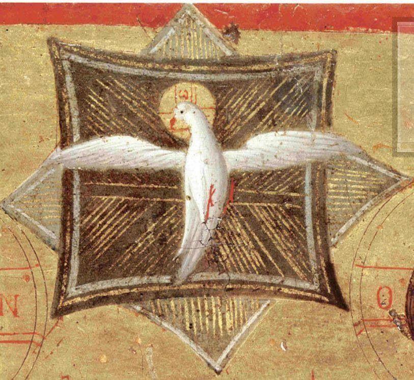 описанных икона святой дух картинка край знаменит