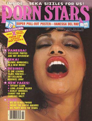magazine through porn Old look