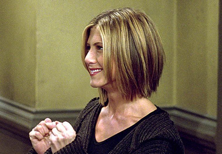 The Definitive Ranking Of Rachel Green Haircuts Ccuk Jennifer Aniston Short Hair Jennifer Aniston Hair Cute Hairstyles For Short Hair