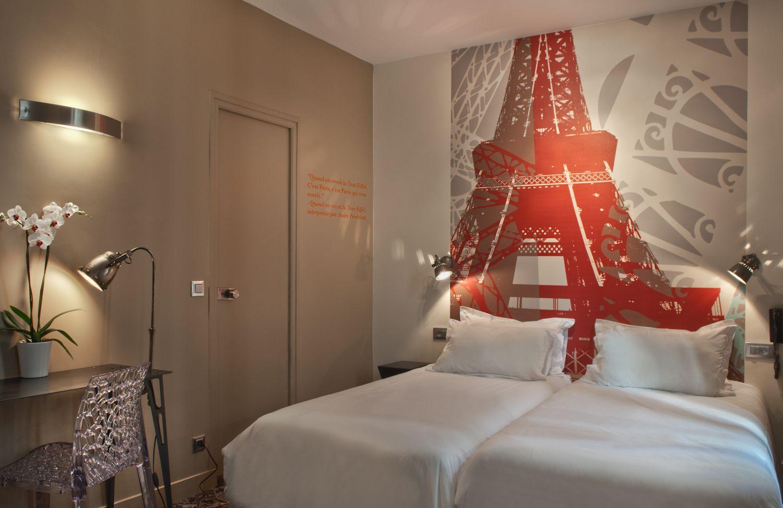 Idées décoration thème Paris tour Eiffel boutique en ligne Déco ...